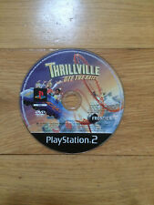 Thrillville: Off the Rails for PS2 *Disc Only*