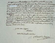 Valmont de Bomare, nouveau Censeur des Etudes.