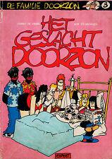 DE FAMILIE DOORZON - Het Geslacht Doorzon - Nr 3 - Eerste druk 1982