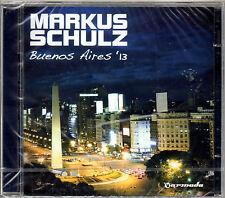 MARKUS SCHULZ - BUENOS AIRES '13 - 2CDBOX NEW SEALED 2013 ARMADA