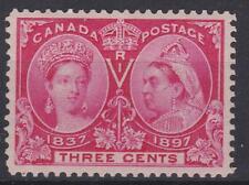 Canada 1897 #53 Diamond Jubilee Issue (Queen Victoria) MH VF