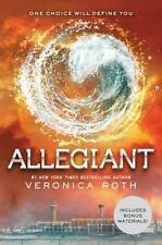 Allegiant (Divergent Series) [Paperback] [Jan 19, 2016] Roth, Veronica