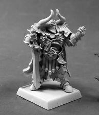 Krass Evil Warrior Reaper Miniatures Dark Heaven Legends Fighter Melee Chaos RPG