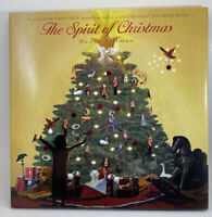 The Spirit of Christmas by Nancy Tillman (2009, Hardcover) Children's Book