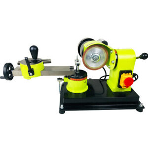 370W Circular Saw Blade Sharpener TCT Disc Grinder Machine 80-700mm Dia BM693