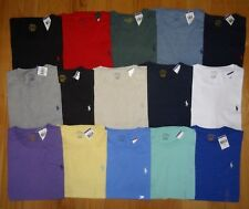 Polo Ralph Lauren Mens T Shirt  Brand New With Tag CREWNECK  Tee S M L XL XXL
