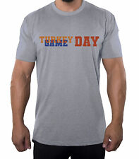 Turkey and Game Day Men's Shirts, Funny Thanksgiving T-Shirts, Day Gift Shirts!