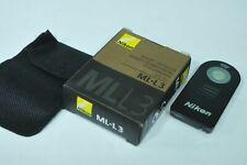 Telecomando infrarossi tipo Nikon ML-L3 + batteria remote control trigger IR