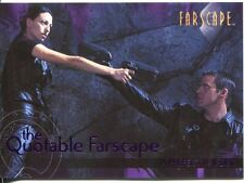 Farscape Season 4 The Quotable Farscape Chase Card Q53