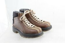 DR MARTENS 9793 Men's Ankle Boots Hiking Leather Brown UK 7 US 8 EU 41 Women 9.5