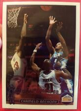 2003-04 Topps Chrome Carmelo Anthony Rookie RC #113