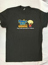New! Family Guy Online with Stewie! Promotional Tee Shirt - Men's Size L