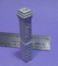 O/On3/On30 1/48 WISEMAN MODEL SERVICES DETAIL PARTS O348 TALL BRICK CHIMNEY