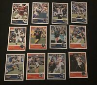 Lot Of 50 NFL Football Cards From 2019 Score