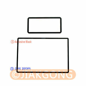 GGS IV 0.5mm Self-Adhesive Glass LARMOR Screen Protector GGS4 for Canon 7D II