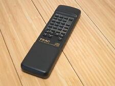 Teac RC-505 CD Player Remote Control PD-D850 PD-D860, PD-D880, PD-D900, PD-D1200