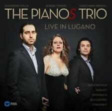 Trio Live Classical Music CDs & DVDs