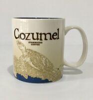 Collectable Starbucks Icon Series Mug Cozumel Mexico 473ml