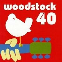 WOODSTOCK 40 2 CD 21 TRACKS JIMI HENDRIX NEU