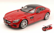 MERCEDES-BENZ AMG GT C190 2014 Rouge MAISTO 38131 EXCLUSIVE SERIE 1:18.