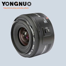 YONGNUO YN35mm F2 Wide-angle Fixed Auto Focus Lens for Canon EF EOS Cameras