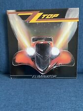 New listing ZZ TOP ELIMINATOR WB 1983 NM ONLY OWNER
