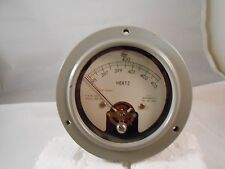 "MR38W41AFH   HERTZ METER 395-405  5 1/2"" LONG NEW OLD STOCK"