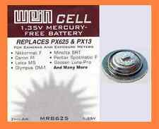 Wein Cell Battery MRB625 - Mercury free - PX625 PX13 MR9 - Original with label