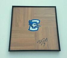 Creighton #3 Doug Mcdermott Signed Autographed Framed Basketball Floor Coa! Poy