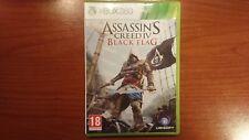 1026 Xbox 360 Assassins Creed IV Black Vlag PAL