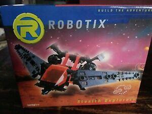 New ROBOTIX Stealth Explorer Build The Adventure
