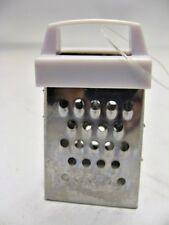 Reibe - Blech - Kunststoff für Puppenhaus - Puppenküche