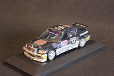 Minichamps Mercedes-Benz 190 E Evo  DTM 1990 1:43 #14 Roland Asch (GER) (JS)