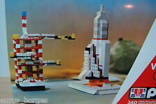 Vintage Portuguese LEGO PINO - VOYAGER - SPACE TOY - Made in Azores (Portugal)