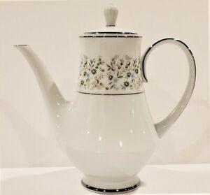 NORITAKE 2031 SAVANNAH COFFEE Tea Pot 1969-1991 Excellent Condition Family Piece