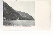 Old Crow Nest & Storm King   Hudson Highlands  River  NY   Unused   Postcard 744