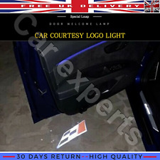 Door Led Projector Lights for Seat Cupra Ibiza Leon Logo Shadow Laser Light Lamp