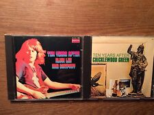 Ten Years After [2 CD Alben] Cricklewood Green + Alvin Lee and Company