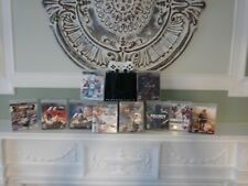 Playstation 3 with games I will stop auction reasonable offers