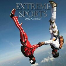 2022 Extreme Sports - Square Wall Calendar