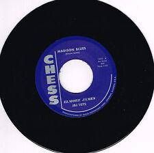 ELMORE JAMES - MADISON BLUES / STORMY MONDAY BLUES (Great Blues Stroller) Repro