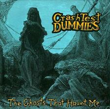 CRASH TEST DUMMIES - The Ghosts That Haunt Me (1991) USA Import EXC