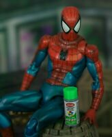 Green Spray Paint Can Diorama PROP ONLY Mezco, Marvel Legends, NECA 1/12