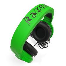 Razer Kraken Pro Grün Gaming Headset Kopfhörer Mikrofon Over-Ear PC PS4
