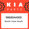 98680A4000 Kia Nozzle cover assylh 98680A4000, New Genuine OEM Part