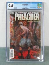 Preacher #42 1st Odin Quincannon CGC 9.8 1998 Vertigo Comics