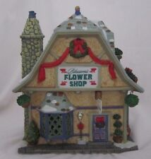 Lemax Vail Village Blossom's Flower Shop @ 2007 NEW MINT
