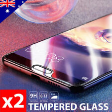 2x Huawei Mate 10 P20 Pro nova 3e 9H Tempered Glass Screen Protector Film