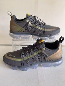Nike Air Vapormax Run Utility Dark Grey/Amarillo-Black Mns.Sz.13  (AQ8810-008)