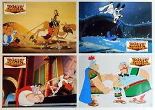 ASTERIX ET LA SURPRISE DE CESAR lobby cards 16 original vintage stills 1985